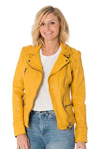 Mujer Chaqueta jaune Oakwood Para Video 0553 Amarillo qtfnRAnxO