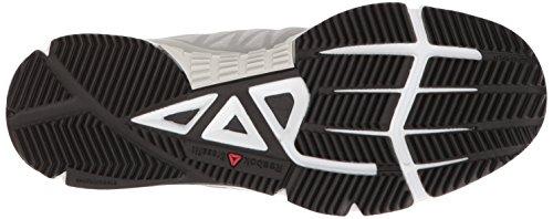Reebok Chaussures Crossfit Speed Tr Cross-cross Acier / Blanc / Noir / Argent
