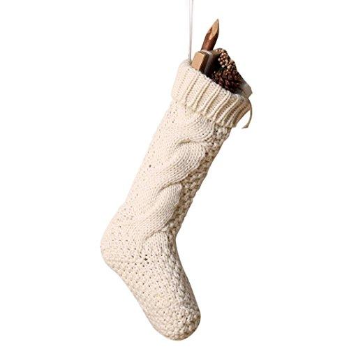 Gift Filler Woolen Knit Hanging Socks