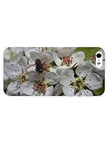 3d Full Wrap Case For Samsung Galaxy S3 i9300 Cover Animal Bee On A Pear Blossom78