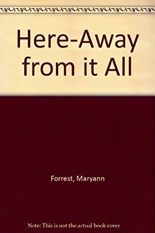 book cover of Here - Away from It All
