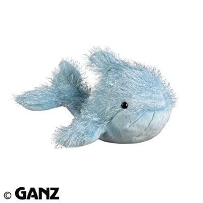 Webkinz Blue Whale with Trading Cards: Toys & Games