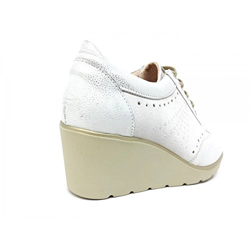 Baskets Rose Argento Bianco pour Femme Easy'n wPxOd8I5qx
