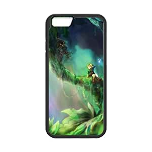 Legend of Zelda iPhone 6 Plus 5.5 Inch Cell Phone Case Black xlb-192246
