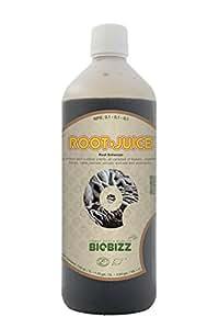BioBizz BBRJ1L 1-Liter BioBizz Root-Juice Organic Bio-Stimulants