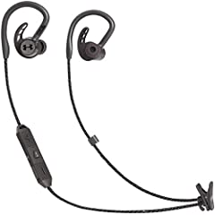 Ua sport wireless pivot empowers athletes to train harder, longer, and safer. With a secure, high-performance design and JBL charged sound, these aluminum earbuds are built for motivation. Featuring UA Storm waterproof technology with an IPX7...