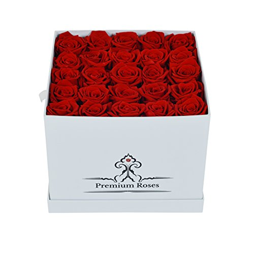 Real Roses that can Last A Year| Season of Love Arrangement| Fresh Red Roses