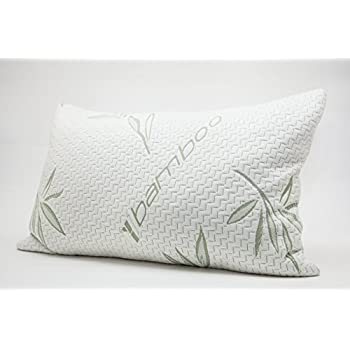 Amazon Com Pillows For Sleeping Original Bamboo Pillow