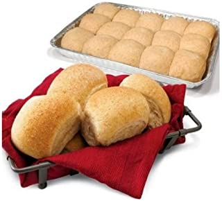product image for Bridgford Foods Heat and Serve Honey Wheat Roll, 1 Ounce -- 120 per case.