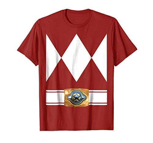 Funny Super Hero Ranger Costume Halloween Shirt -