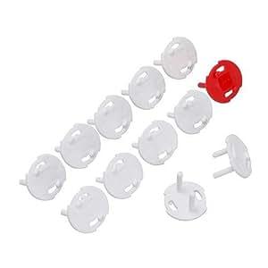 """Ikea - 12 x fusible de enchufe """"patrulla"""" protección de los niños para zócalos"""