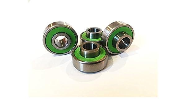 4 rodamientos de rueda de repuesto para cochecito de bebé, Bee Plus & Bee3 delantero o trasero