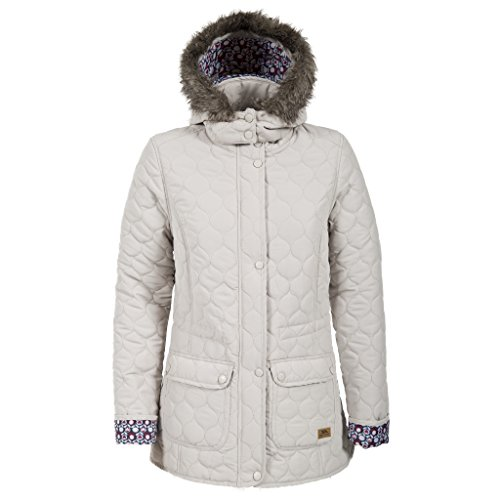 Jacket Trespass Women's Trespass Trespass Jenna Women's Almond Women's Jacket Jenna Jacket Almond Jenna PxqAwPzrUn