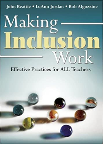 Book Making Inclusion Work: Effective Practices for All Teachers by John Beattie (2014-09-09)
