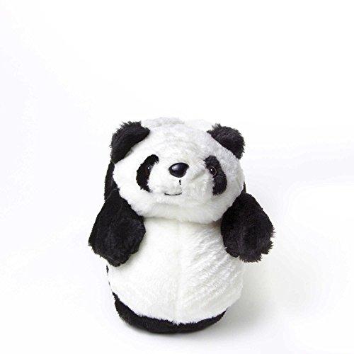 87493a4f02d3f ... Sleeper z – Panda - Chaussons animaux peluche - Adulte et enfant - Homme  et ...