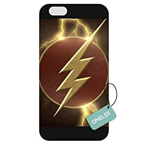 (TCustomized The Flash Logo Case For Samsung Galsxy S3 I9300 Cover Hard Plastic case covBlack 05