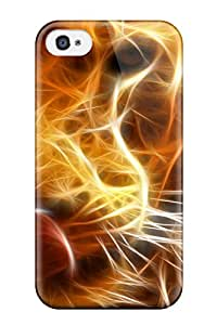 Best First-class Case Cover For Iphone 4/4s Dual Protection Cover Digital Art