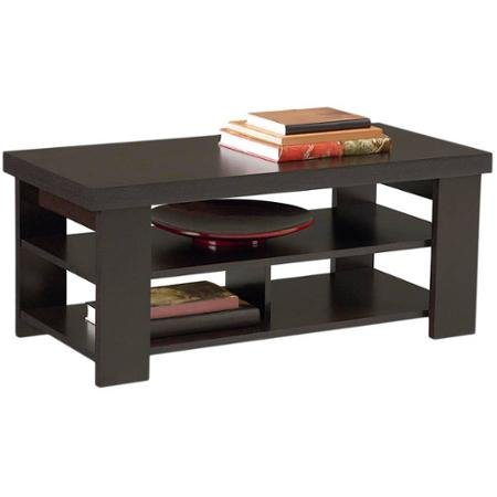 Peachy Amazon Com Larkin Coffee Table By Ameriwood Multiple Pdpeps Interior Chair Design Pdpepsorg