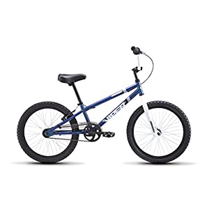 "Diamondback Bicycles Jr Viper 20"" Wheel Youth BMX Bike/ Navy Blue, Navy/ White"