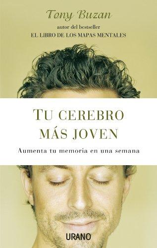 Tu cerebro mas joven (Spanish Edition) [Tony Buzan] (Tapa Blanda)