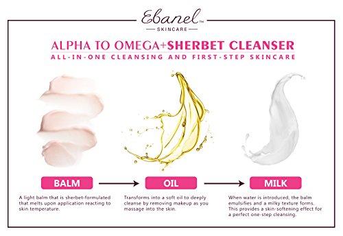 Ebanel Alpha to Omega+ Sherbet Stem Cell Cleanser (Cleansing Balm) (110ml) by Ebanel Laboratories (Image #2)