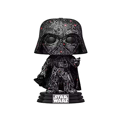 Funko POP! Star Wars: Futura x Darth Vader (Target Exclusive): Toys & Games