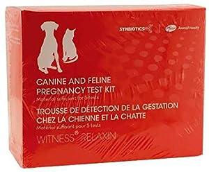 Synbiotics Canine and Feline Pregnancy Tests