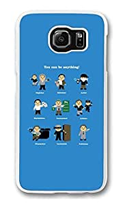 Be Anything Custom Samsung S6 Case Cover Polycarbonate Transparent by runtopwellby Maris's Diary