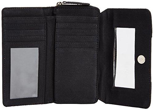 Religion Hallow Leather,  Damen Münzbörsen Schwarz (Black)