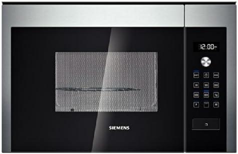 Siemens HF15G564 - Microondas (Integrado, 20 L, 800 W, Tocar ...
