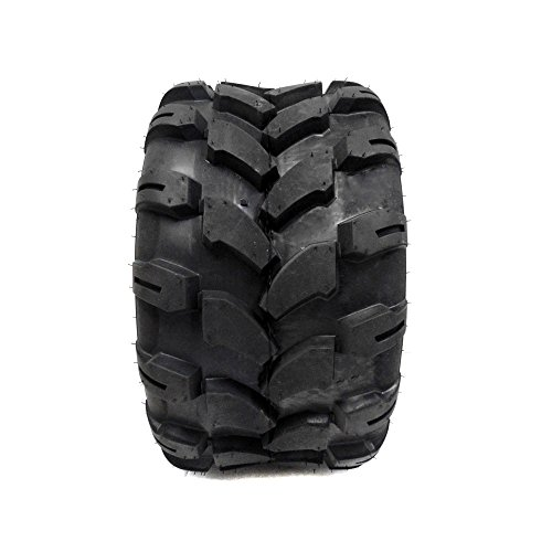 SET OF TWO (2) 18x9.5-8 Tires 4 Ply Lawn Mower Garden Tractor 18-9.50-8 Turf Grip Tread by MMG (Image #2)
