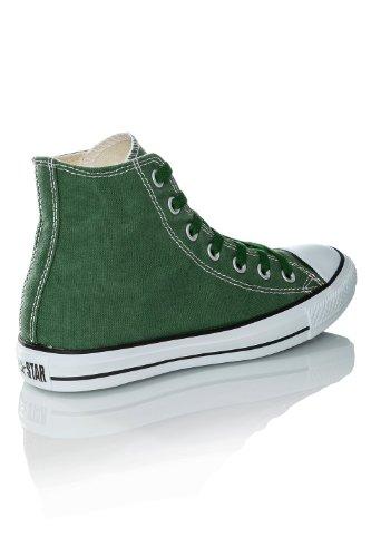 Converse Ct Bas Wash Hi 287110-61-63 - Zapatillas de tela unisex Verde
