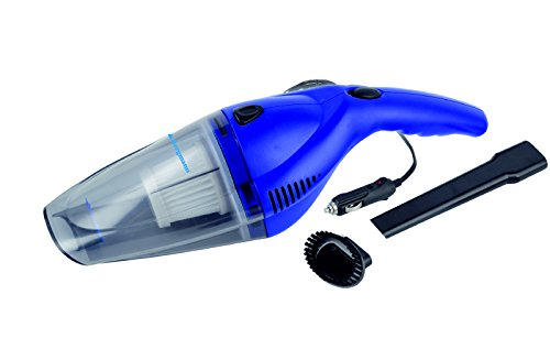 Bergmann Tornado Car Vacuum Cleaner (Blue)