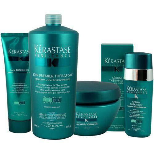 Kerastase Resistance Kit Therapiste 4 Produtos