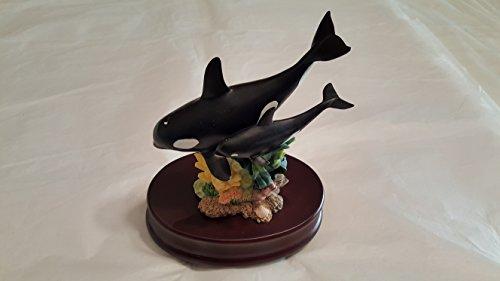 Reuge Symphony Musical Figurine    Killer Whales