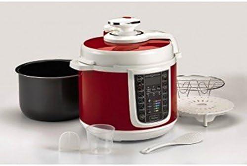 Quick Saveurs - Robot de cocina, cocción lenta, olla, yogurtera ...