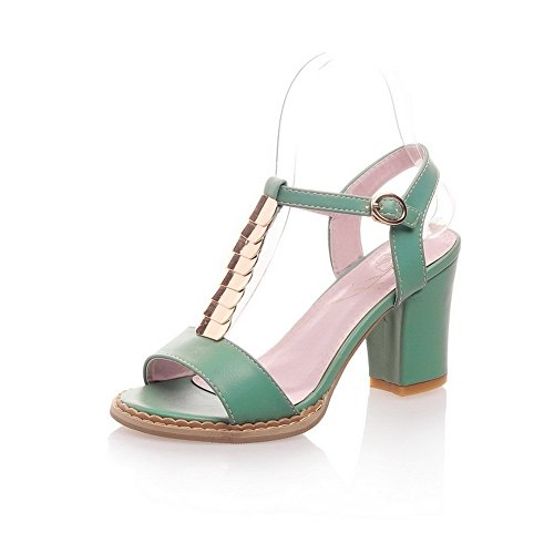 Sandalias para mujer vestir de Verde Adee pnx0d0