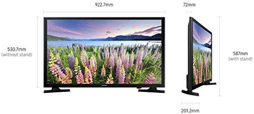 Samsung 100 cm (40 inches) Series 5 40K5000 Full HD LED TV (Black)