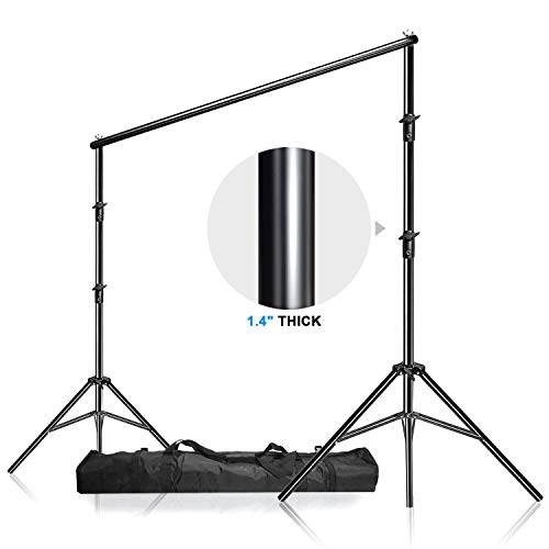 (LimoStudio, 12ft (W) x 10ft (H) Backdrop Muslin Support Structure System Strong and Stable 1.4