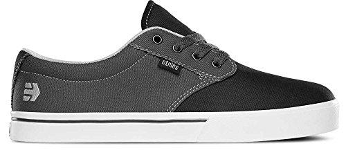 Etnies Jameson 2 Shoes Black Dark Grey Grey Eco