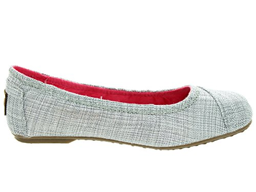 Pictures of TOMS Kids Womens Ballet Flat (Little Kid/Big Kid) TOMS_1264 2