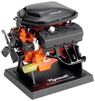 Revell-Monogram 11442 - Maqueta del Motor Plymouth 426 Hemi ...