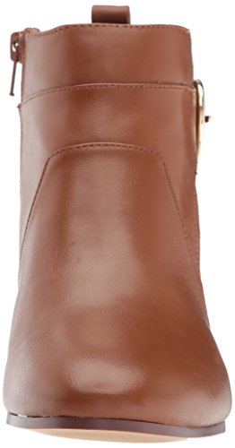 Natural Nine Mujeres Dark West Botas Talla Leather qPXxf1vPw