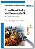 Grundbergriffeder Verfahrenstechnik, Siemes, 3527297294