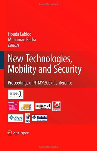 Download New Technologies, Mobility and Security Pdf