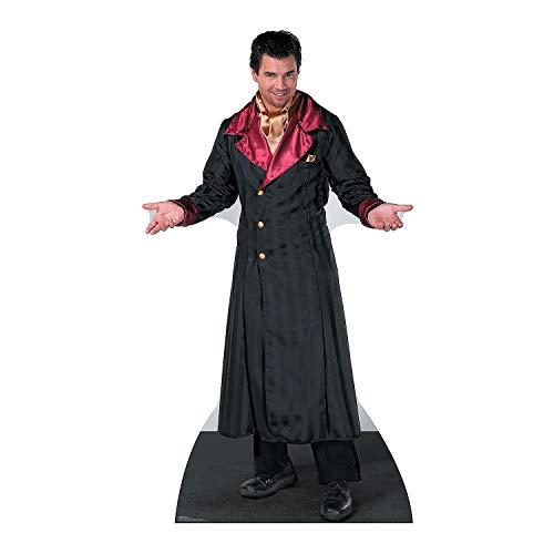 Fun Express - Vampire Coat - Party Decor - Large Decor - Floor Stand Ups - 1 Piece