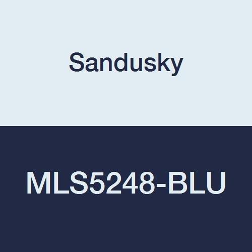 Sandusky Lee MLS5248-BLU Mobile Laptop Security Cabinet MLS5248-06, 46