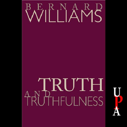 Truth and Truthfulness by University Press Audiobooks