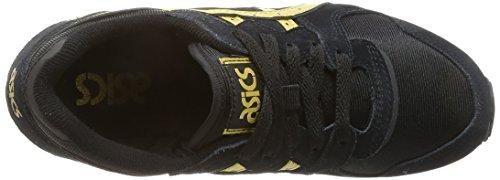 movimentum Femme Asics Running De schwarz Schwarz Gold Gold Noir Chaussures Gel 5qFwXcwO