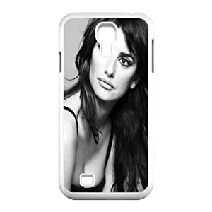 Samsung Galaxy S4 9500 Cell Phone Case White Penelope Cruz 4 T7M7US
